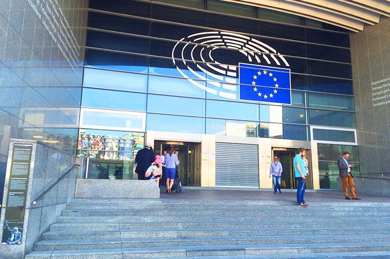 Europadag officiele feestdag